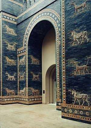 Врата богини Иштар [VI в. до н. э.]