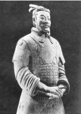 Фигура военачальника [Из гробницы Цинь Шихуан-ди]