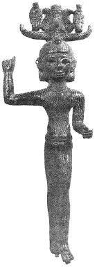Финикийская богиня