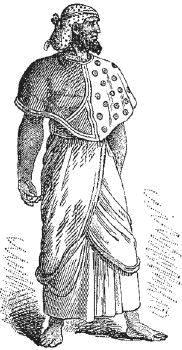 Одежда знатного финикийца