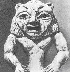 Финикийский бог Бес