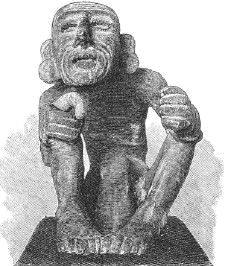 Фигурка божества