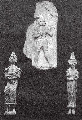 Божества хеттов, сирийцев, палестинцев